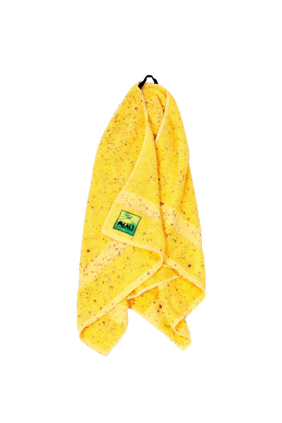 #1 Banana Bath Towel