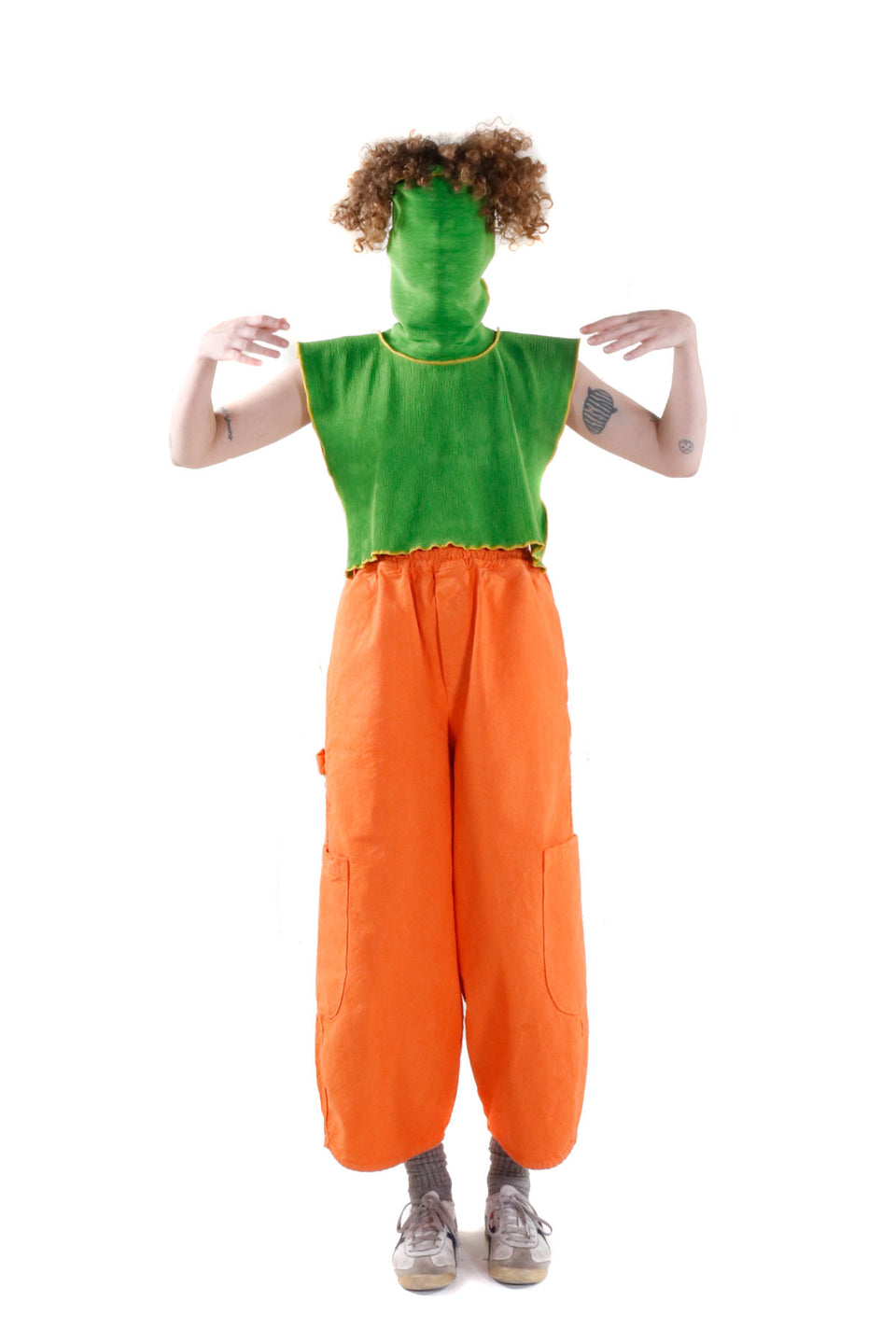 Carrot Chef Pant
