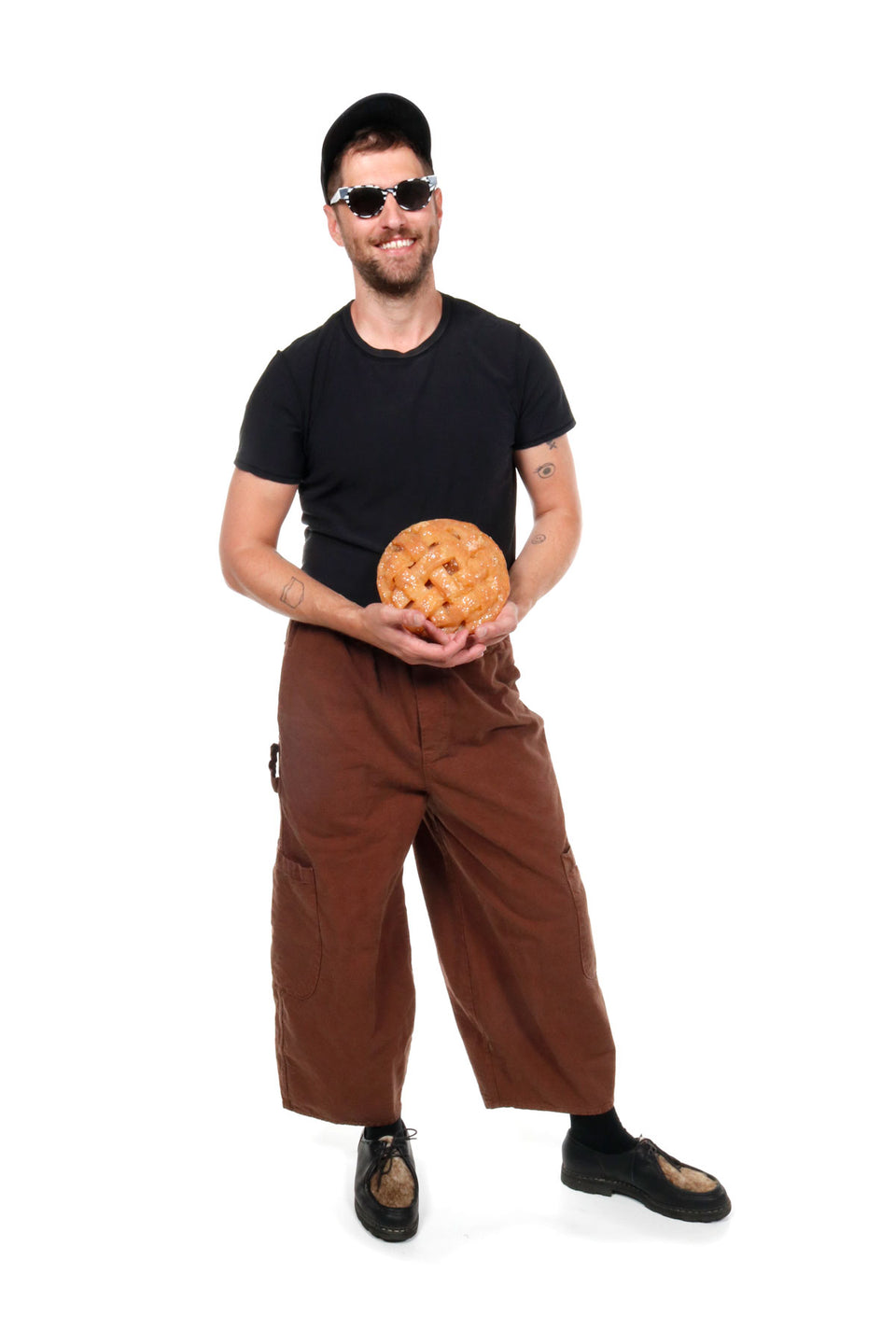 #1 Chocolate Chef Pant