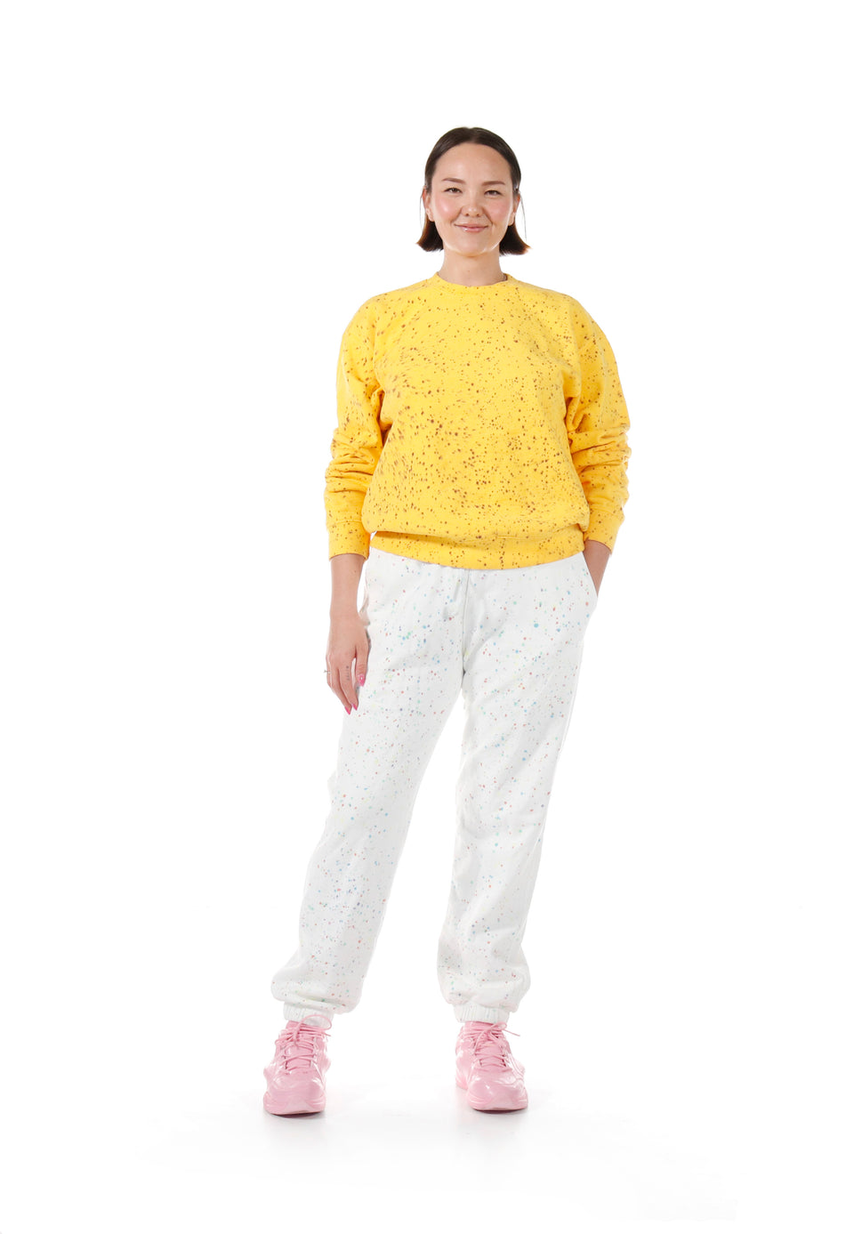 Banana Crew Neck Sweatshirt