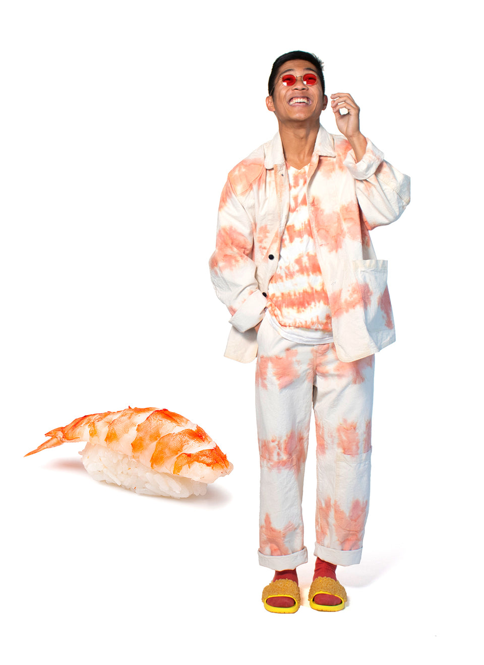 Shrimp Jacket