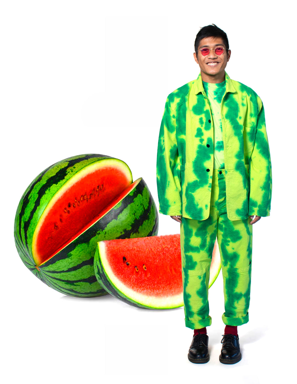 Watermelon Jacket