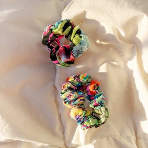 Scrunchie Upcycling
