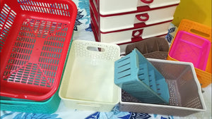 This video is about how few very useful organizer for your home kitchen and bathroom