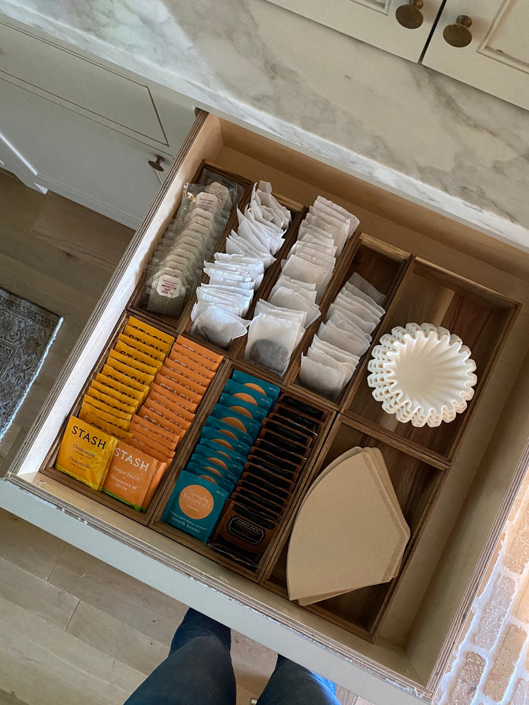 How a Pro Organizer Overhauled Amber Lewis's New Pantry