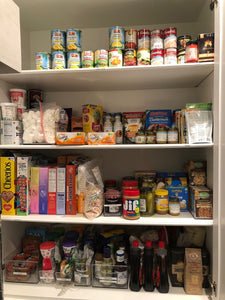 6 Things We Learned From Chrissy Teigen's Pantry Organizer