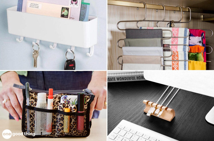 15 Of The Best Organizers You Can Get For $10 Or Less