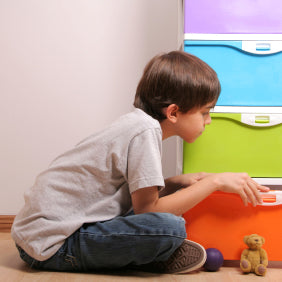8 Great Tips To Organize Kids' Rooms
