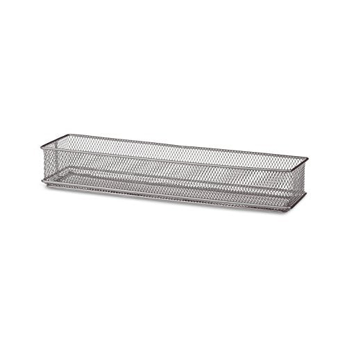 Design Ideas Mesh Drawer Store, Silver, 3 X 12-Inches (120929)