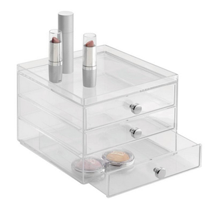 Clarity Three Drawer, Slim