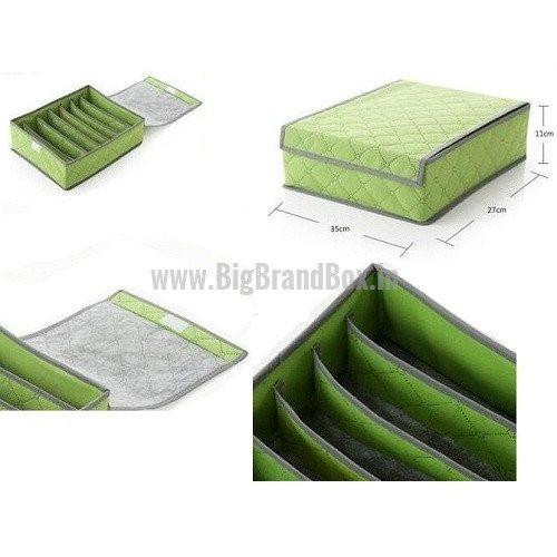 7 Cell Foldable Storage Organizer