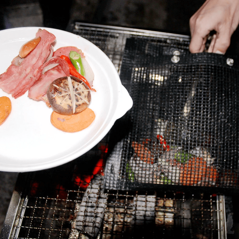 Non Stick Grilling Mesh Bag