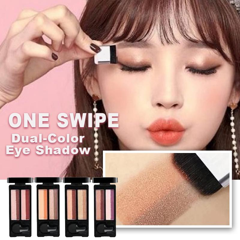 One Swipe Dual-Color Eye Shadow