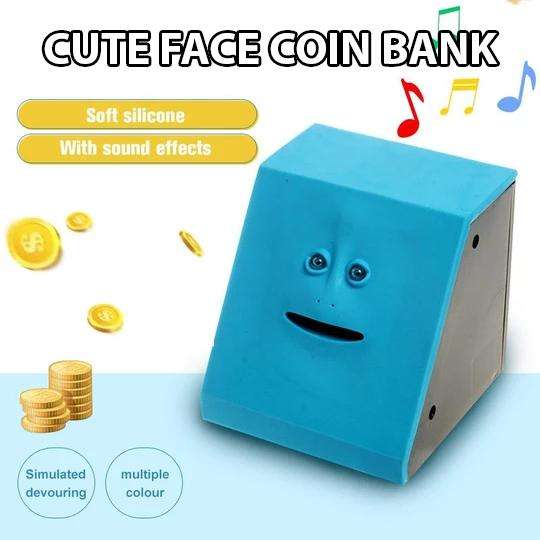 The Cute Coin Bank
