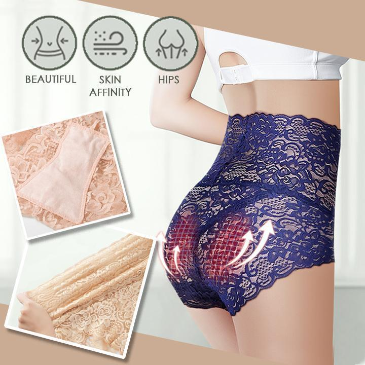 Lace Hip Lift Panties