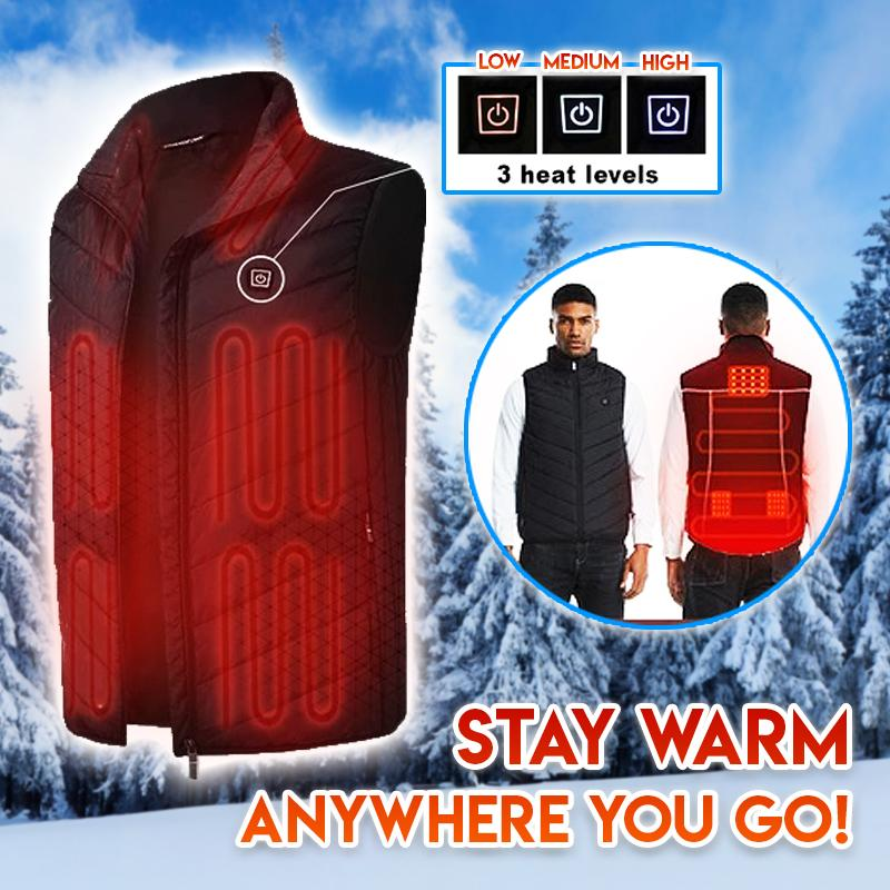 Electric Warmth Heating Vest