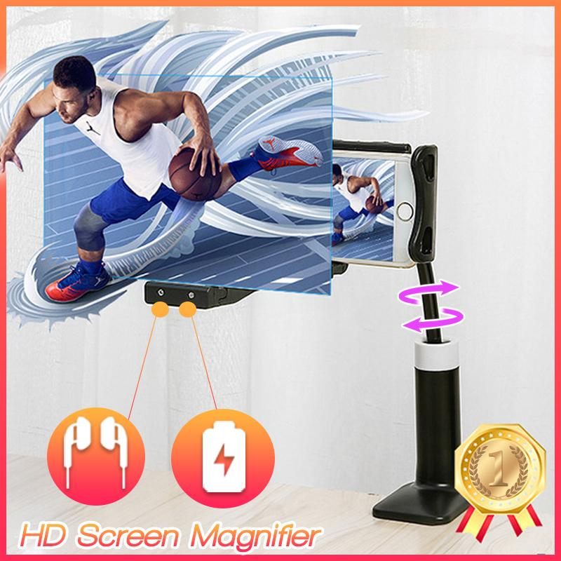 Mobile Phone HD Screen Magnifier