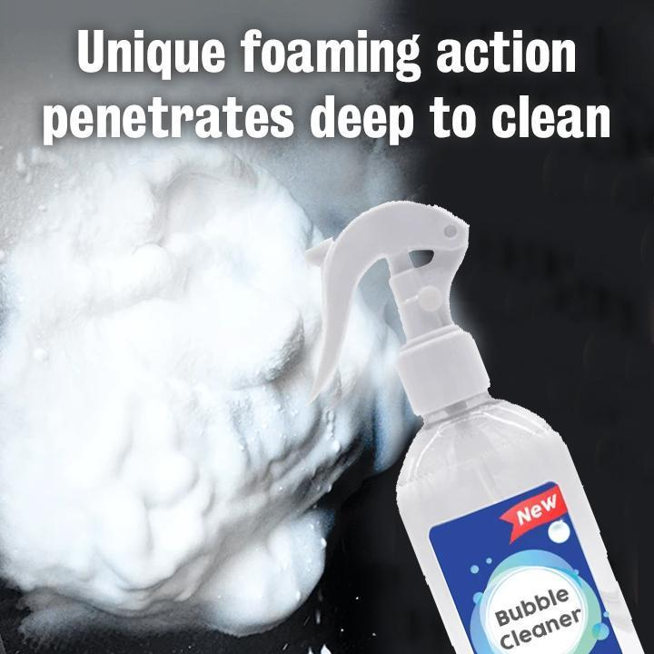 Multi-purpose Bubble Cleaner