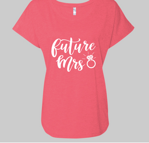 Future Mrs Triblend T-Shirt