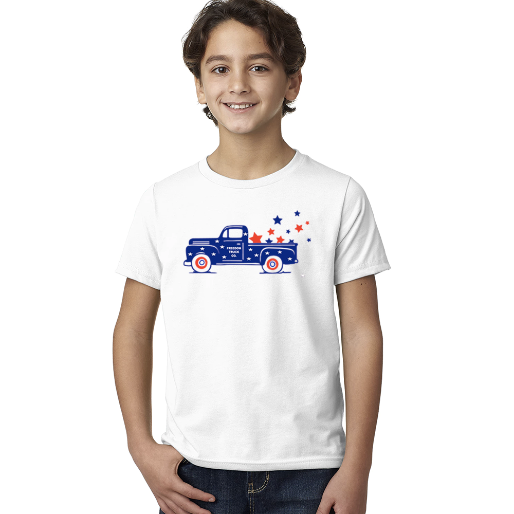 Youth Freedom Truck T-Shirt
