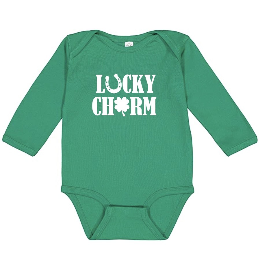Lucky Charm Infant Onesie