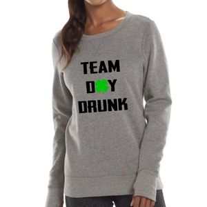 Women's Team Day Drunk Sweatshirt