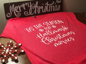 Women's Holiday Movie Shirt