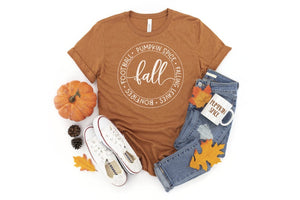 Unisex Fall Favorite's T-Shirt