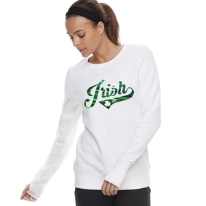Women's Irish-ish Sweatshirt