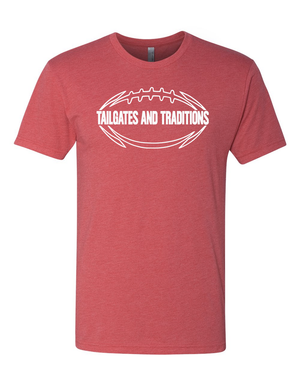 Triblend Men's Tailgates and Traditions Crew T-Shirt
