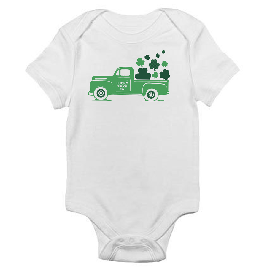 Infant Loads of Luck Onesie