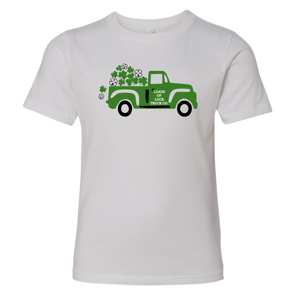 Lucky Truck Co. T-Shirt (Toddler and Youth)