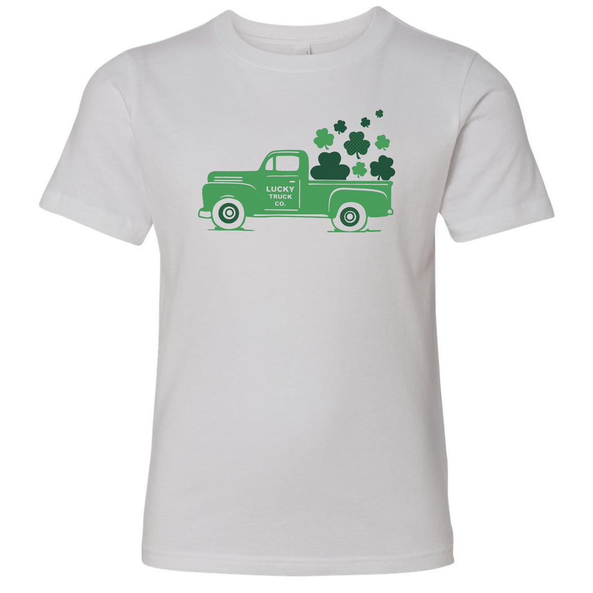 Loads of Luck Truck T-Shirt (Toddler and Youth)