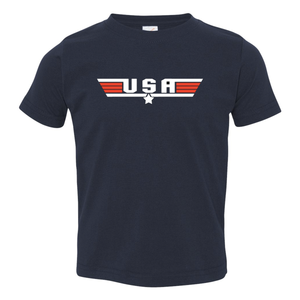 USA Infant Onesie & Toddler & Youth T-Shirt