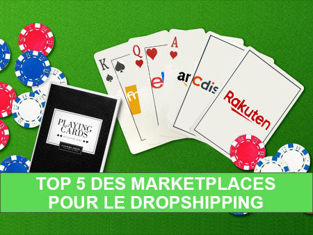Dropshipping : Le top 5 des Marketplaces