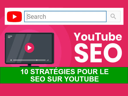 strategie seo youtube