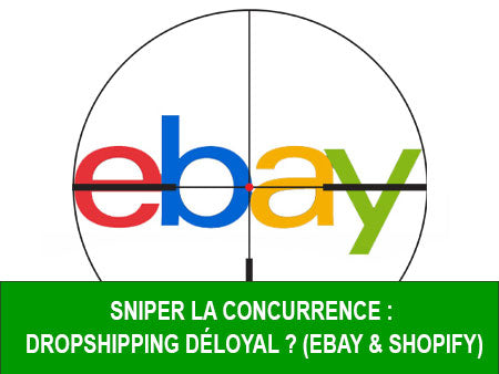 Sniping dropshipping
