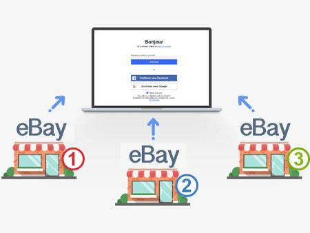 multicompte ebay dropshipping