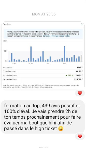 meilleure formation dropshipping ebay