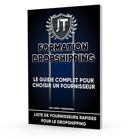 ebook fournisseur dropshipping