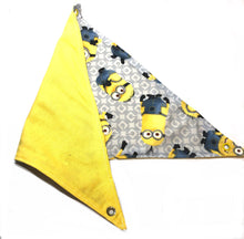 Load image into Gallery viewer, Reversible Minion print hammock