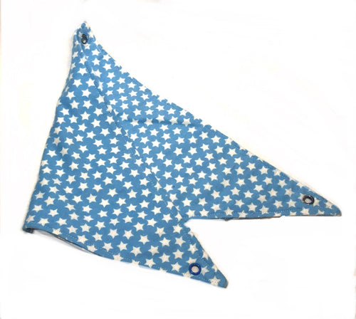 Reversable blue with stars hammock