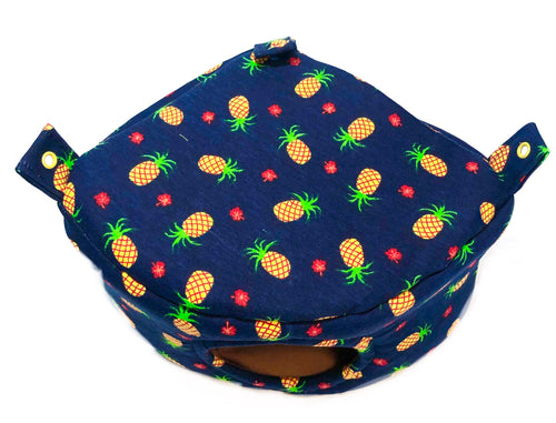 Pineapple cubby cozie