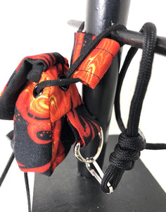 Flame backpack harness