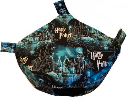 Cubby cozie blue Harry Potter