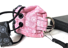 Load image into Gallery viewer, Pink and black backpack harness