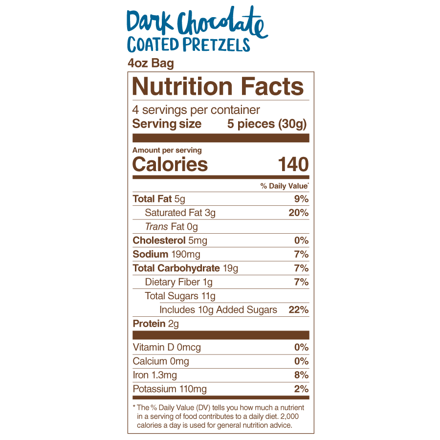 Dark Chocolate (3 Pack)
