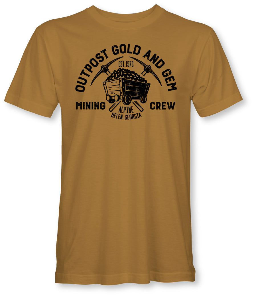 Outpost Mining Crew Limited Edition Shirt