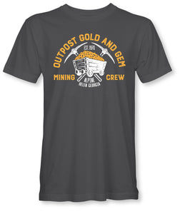 Outpost Mining Crew Youth Shirt