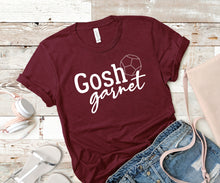 Load image into Gallery viewer, Gosh Garnet Soft Tee